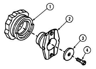 8-6. TRANSMISSION OUTPUT FLANGE REPLACEMENT