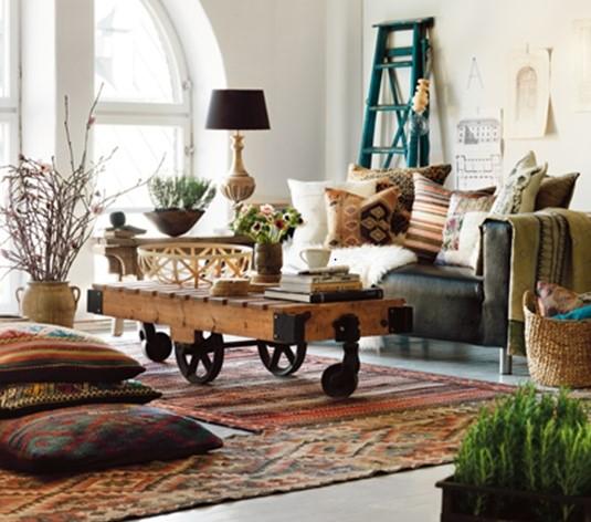 Hot item het Perzisch tapijt  Pinta