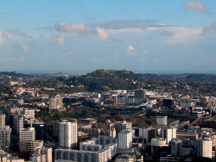 Fra le città della Nuova Zelanda, Auckland è la più grande