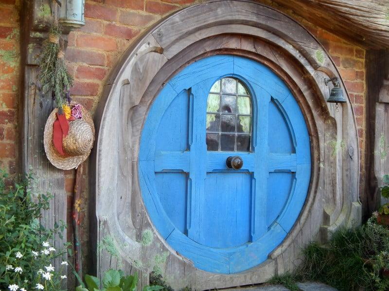 Case Hobbit a Hobbiton in Nuova Zelanda
