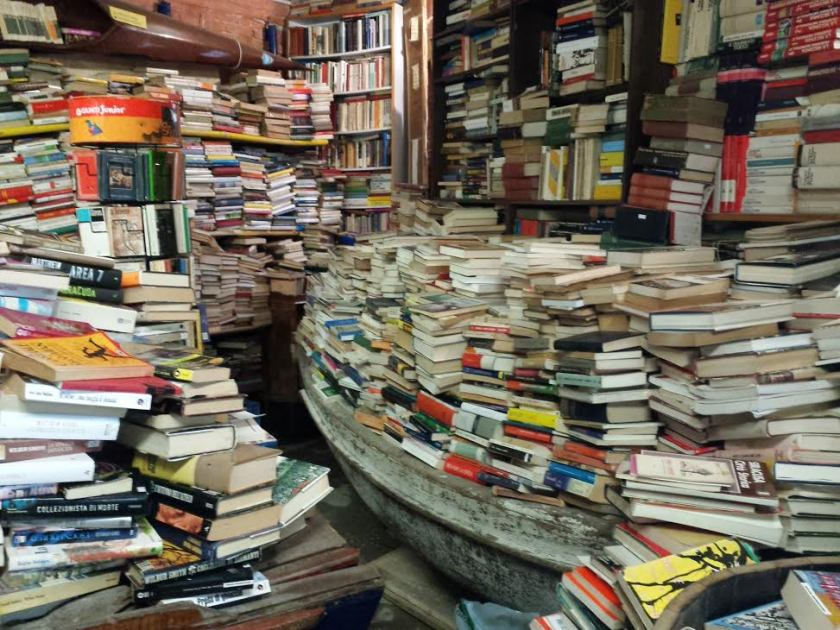 La Libreria dell'acqua alta