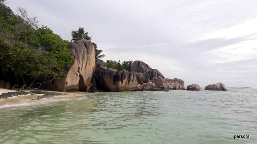 Seychelles, La Digue (foto di Letizia Gamberini)