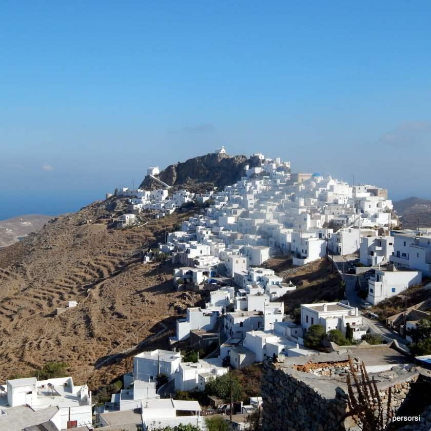 Serifos; Grecia
