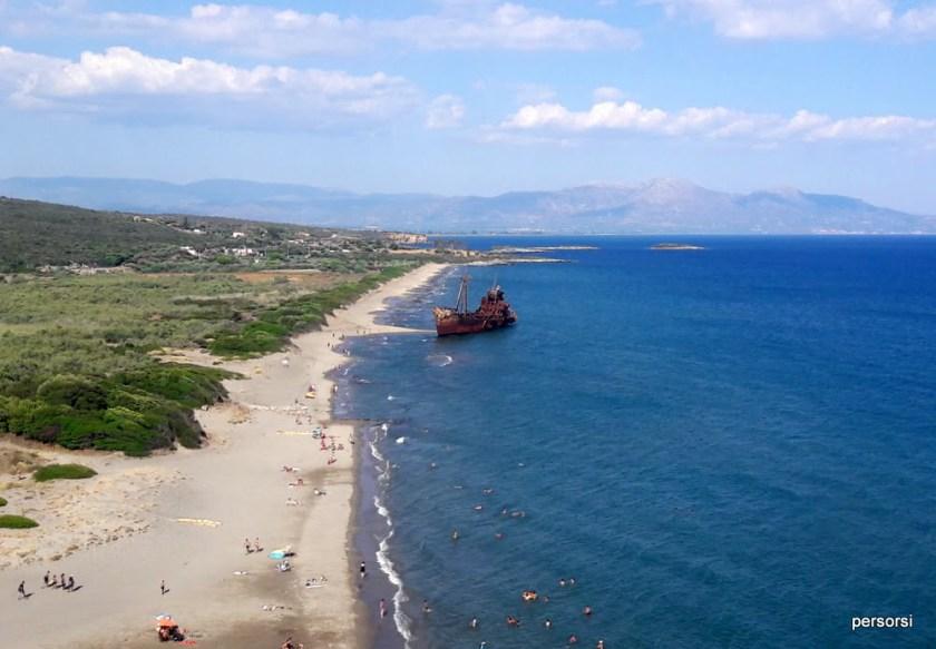 La nave Dimitrios