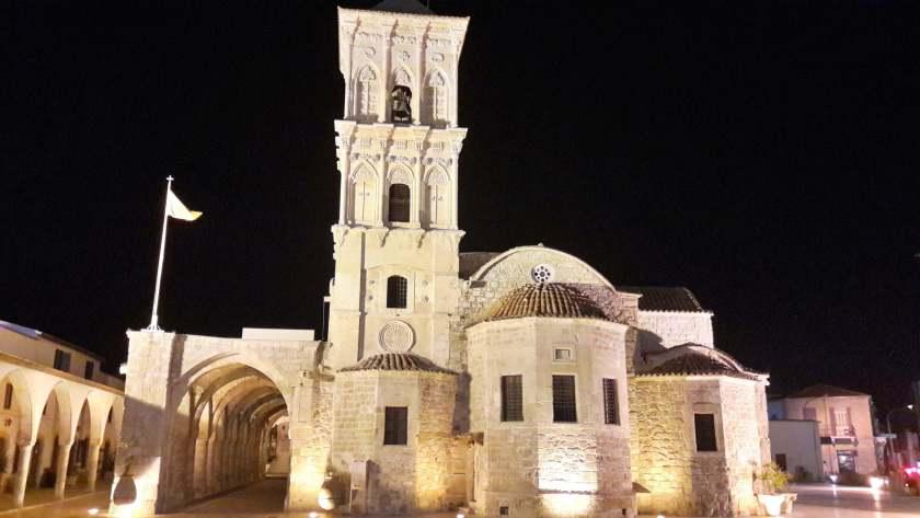 La chiesa di San Lazzaro a Larnaka, Cipro