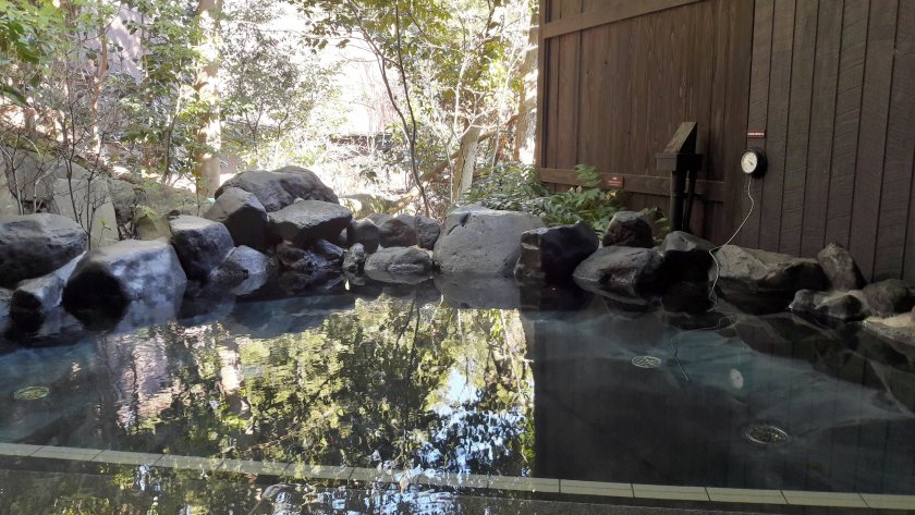 Il nostro onsen privato