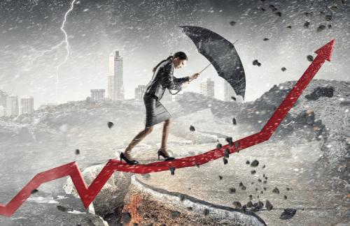 Desafío de una economía muy endeudada