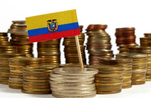 Avance de la economía ecuatoriana