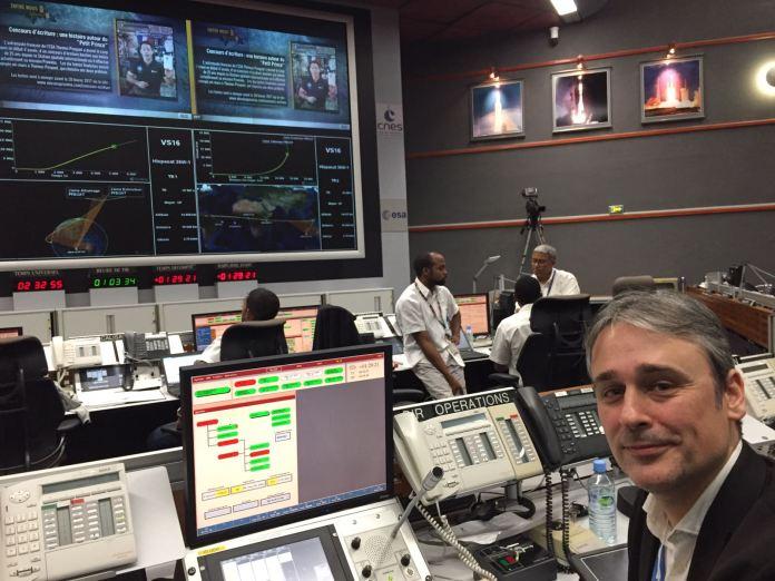 Jorge Lomba, Jefe del Departamento de Programas Aeroespaciales del CDTI