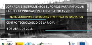 Jornada informativa instrumentos de financiación europeos