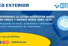 Newsletter Norte de África ABRIL