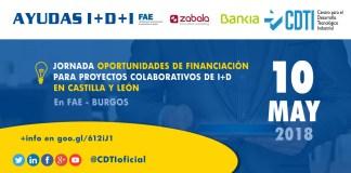 Jornada sobre oportunidades de financiación en Burgos