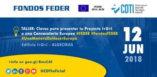 Jornada para proyectos FEDER ALGECIRAS