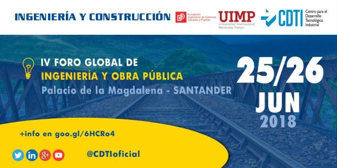 IV Foro Global de Ingeniería y Obra Pública