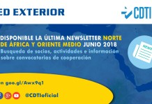Newsletter Norte África JUNIO