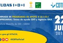 Programas de apoyo a la I+D+I empresarial en Cádiz