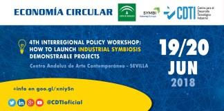 Taller sobre financiación para proyectos de simbiosis industrial