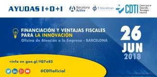 Jornada sobre financiación y ventajas fiscales