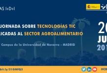 Evento sobre ayudas para el sector agroalimentario