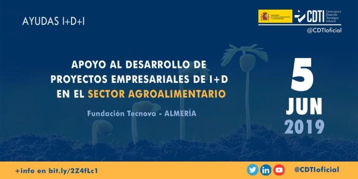 Presentación AyudasCDTI en Almería