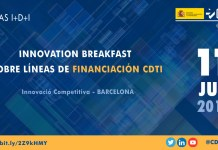 Evento sobre financiación del CDTI