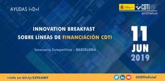 Evento sobre financiación del CDTI