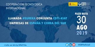 Convocatoria España Corea