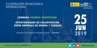 Evento cooperación España Turquía en el marco del Programa EUREKA