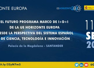 Evento Horizonte Europa Santander