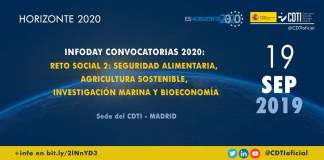 Infoday H2020 reto social 2