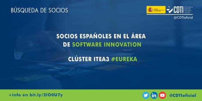 Búsqueda de socios eureka software innovation