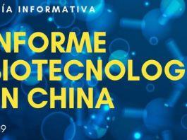 Informe CDTI biotecnología en China