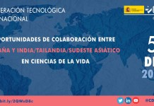 evento oportunidades colaboración ciencias de la vida