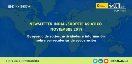 newsletter noviembre 2019 india sudeste asiatico