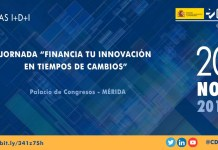 jornada financiacion innovacion merida