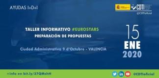 taller propuestas eurostars valencia