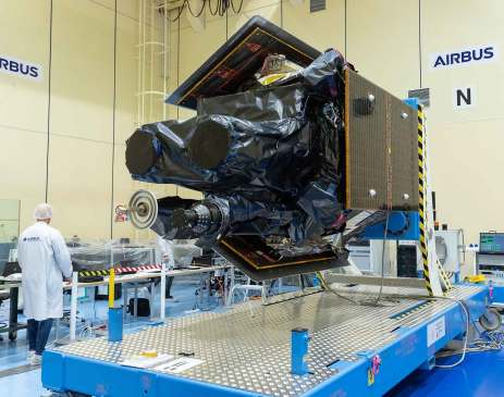Seosat Ingenio Foto Airbus Defence España