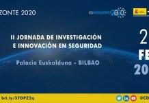 jornada investigación innovación en seguridad en bilbao
