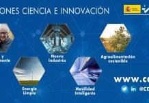 lanzamiento programa misiones ciencia innovación