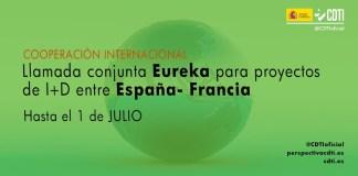 ampliado plazo convocatoria eureka españa francia