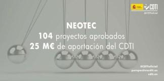 resultados NEOTEC