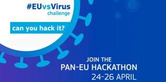 eu hackaton coronavirus