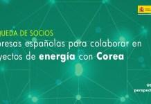 búsqueda socios corea energía