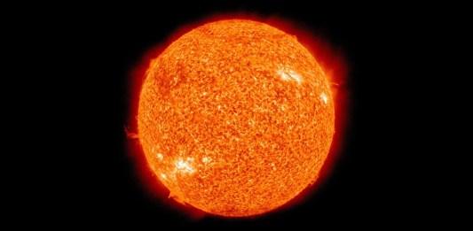sol misión IRIS de la NASA