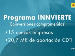coinversiones comprometidas programa Innvierte 2021