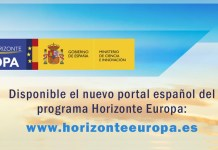 nueva web horizonte europa