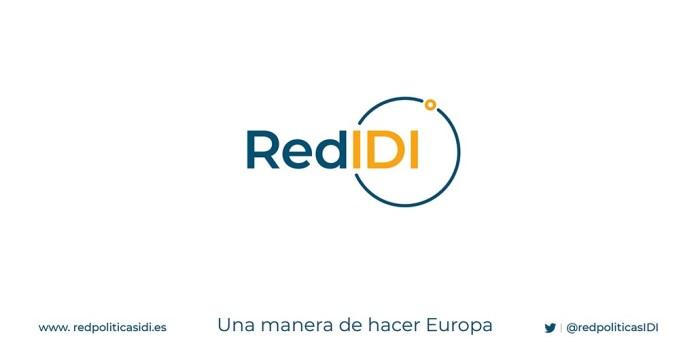 Red IDI logo feder
