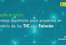 búsqueda socios Taiwán TIC