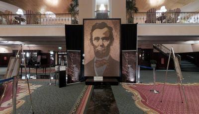 A. Lincoln |  Richard Schlatter 3D Model