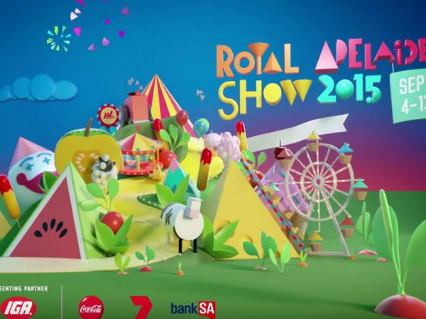 <span>What's New at The Royal Adelaide Show</span><i>→</i>